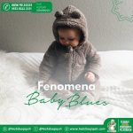 Kenali Gejala Baby Blues Dan Cara Mengatasinya